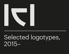 """Check out this @Behance project: """"Selected logotypes, 2015–"""" https://www.behance.net/gallery/26635443/Selected-logotypes-2015"""