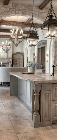 Home Design Ideas: Home Decorating Ideas For Cheap Home Decorating Ideas For Cheap Unbelievable French Country Kitchen The post French Country Kitchen… appear. French Country Rug, French Country Kitchens, Modern Country, French Country Decorating, French Kitchen, Modern Farmhouse, Rustic French, French Home Decor, French Chic