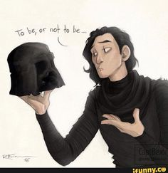 WRONG! Hamlet holds the skull for the poor Yorik speech. To be or not to be is much earlier in the play and is a speech about suicide.