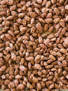 Homemade Candied Almonds are a fraction of the price of store bought and make great homemade gifts for the holidays! Recipes Appetizers And Snacks, Party Snacks, Candy Recipes, Holiday Recipes, Dog Food Recipes, Healthy Snacks, Snack Recipes, Christmas Recipes, Christmas Foods