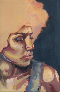 Afro Girl by Sakx on DeviantArt African American Art, African Art, Caricatures, Illustrations, Illustration Art, Natural Hair Art, Natural Soul, Graffiti, Black Artwork