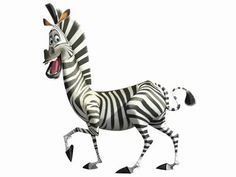 Marty is the deuteragonist of Madagascar franchise. He is a zebra who lived at the Central Park Zoo, and Alex's best friend. Apparently, Marty has spent his whole life in the zoo, even as a young zebra. Dreamworks Movies, Dreamworks Animation, Pixar, Madagascar Party, Zebra Pictures, Jessie Toy Story, Shrek, Movie Characters, Fictional Characters