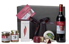 How about this James Martin Wine and Cheese gift box as a corporate gift to be remembered for? Containing real Yorkshire cheese and even some James Martin exclusive wine and chutney, it's a real treat for someone with a savoury tooth.