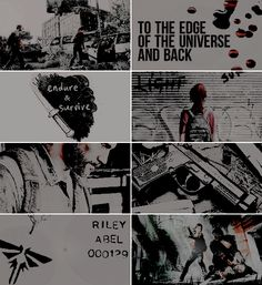 The Last Of Us aesthetic