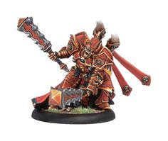 Skorne - Tyrant Xerxis (warlock)