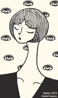 Lo Scarabocchio: Eyes