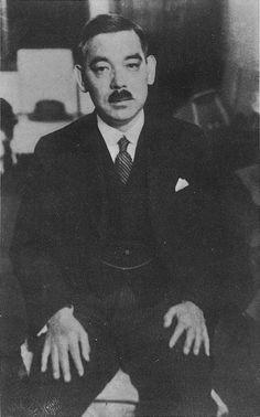 Yosuke Matsuoka -- Matsuoka onderhandelde met nazi-Duitsland voor de ondertekening van het Driemogendhedenpact (september 1940). Op 14 april 1940 ondertekende hij met premier Konoe het niet-aanvalsverdrag met Jozef Stalin.