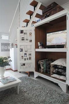 Storage for small spaces #decor #diy #ideas www.rooirose.co.za