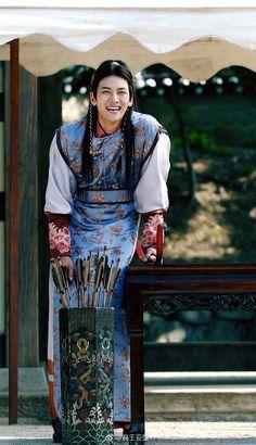 Ji Chang Wook in _Empress Ki_ 2011 Togon Temur Ji Chang Wook Photoshoot, Ji Chan Wook, Beautiful Girl Drawing, Empress Ki, Ha Ji Won, Korean Hanbok, Asian Hotties, Cha Eun Woo, Kdrama Actors