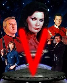 V - The Science fiction Series, where lizard aliens invaded and took over the World. 90s Tv Shows, Sci Fi Tv Shows, Childhood Tv Shows, Old Shows, Great Tv Shows, The Ateam, V Tv Show, Mejores Series Tv, Movies And Series