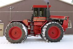 IH 4586 FWD Big Tractors, Farming Life, Case Ih, International Harvester, Heavy Equipment, Big Boys, Agriculture, Childhood, Bicycle
