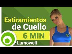 Estiramientos de Cuello - Ejercicios para Aliviar el Dolor Cervical y la Tensión - YouTube