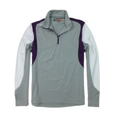 Sunice Mens Otaki Lightweight Sport 1/4 Zip Pullover - Great for coaching, running or spending time outdoors this #spring!