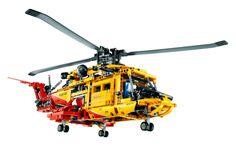 legos | LEGO TECHNIC LEGO Technic 9396 Helikopter