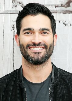 Tyler Hoechlin attends The Build Series on October 7, 2016 in New York City.