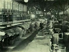 Mercat de Sant Antoni. 1918
