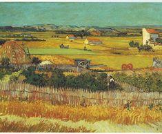 Die Ernte, 1888 Van Gogh