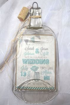 Such q cute wedding keepsake idea