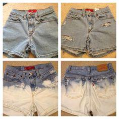 My DIY shorts