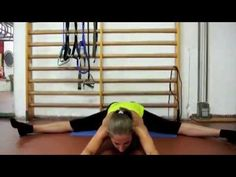 COME FARE LA SPACCATA PASSO PER PASSO – stretching