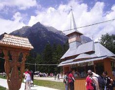 Tentativă de sinucidere la mănăstirea Caraiman din Bușteni
