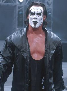 Sting in the final days of WCW