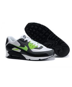 size 40 53705 4146c Nike Air Max 90 premium leather upper for comfort and durability,flex  grooves for natural movement