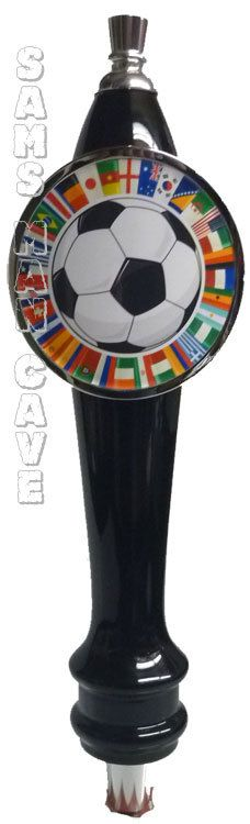 Sam's Man Cave - Soccer World Cup Tap Handle