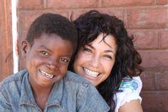Founder Jillian Wolstein shares her joy #LendingAHelpingHand #HELPChildren #Malawi #Africa #Volunteer #Mission #Founder