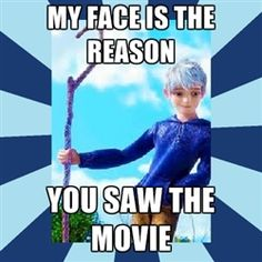 Jack Frost From Rise Of The Guardians | Rise of the Guardians Jack Frost - My Face is the reason you Saw the ...