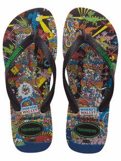 4bd4cf050 Havaianomaníacos  As Havaianas Wally estão à venda na internet