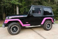 1000+ images about Jeep Ideas on Pinterest | Pink jeep ...