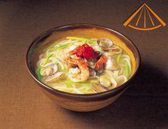 Vietnamese Seafood Pho recipe (Pho Hai San)