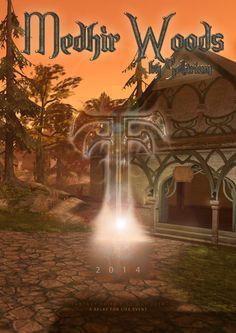 The Magic of Medhir Woods