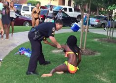 Our Segregated Summers // The police misconduct in McKinney, Texas, is part of America's long, fraught history of race and swimming.     By Jamelle Bouie