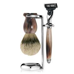 The Art Of Shaving - Classic Horn Shaving Set