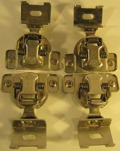Blum Cabinet Door Hinge Stainless Steel Model 38C-355-01 34 Made ...