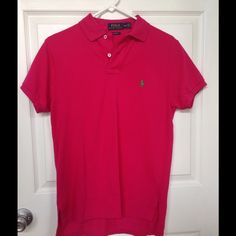 POLO RALPH LAUREN MENS TOP Purchased for my son on vacation. Never worn runs small. Ralph Lauren Tops