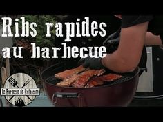 Ribs Au Barbecue, Bbq, Barbecue Original, Grill Party, Finger Foods, Tapas, Grilling, Meat, The Originals