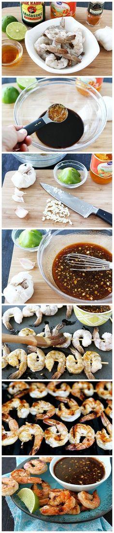 joysama images: Sweet and Spicy Shrimp