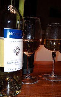 Nobilo Sauvignon Blanc, fun ,citrusy white wine!