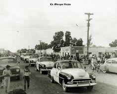 Vehiculos Municipales en Cd. Obregon Sonora Mexico ,  50s