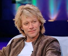 "Jon Bon Jovi on the ""Oprah Winfrey"" show in 2006. Bon Jovi donated $1,000,000 to Oprah's Angel Foundation to help victims of Hurricane Katrina on that show. @R0cked4evr | WeHeartIt.com."