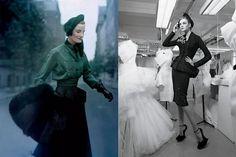 """Model Caroline Trentini poses in the """"Gisele Inspired by Irving Penn""""  vanityfair.com"""