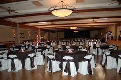 Mesa Spirit's main ballroom, lovingly referred to as the Activity Hall.