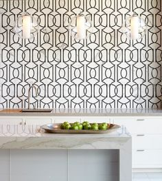 """""""There's always room for more beauty."""" – Ann Sacks As an interior design firm, you would have to know that sooner or later we would write about Ann Sacks and incredible designer tiles. Ann Sacks Designer Tile has a total of 21 showrooms located in. Kitchen Banquette, House Tiles, Kitchen Backsplash, Backsplash Ideas, Tile Design, Mosaic Glass, Kitchen Remodel, Bath Remodel, Kitchen Design"""