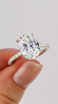 Details about  /2.30CT PRINCESS CUT DIAMOND SPLIT SHANK ENGAGEMENT RING 14K WHITE GOLD ENHANCED