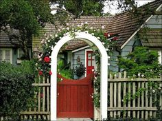 to Install a Drag Link for a John Deere Model Welcome home! A garden gate and arbor frame this entrance. A garden gate and arbor frame this entrance.