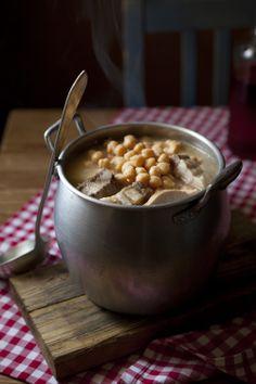Cook me tender: Andaluz Cocido