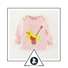 Frete Grátis! Peças embaladas para presente sem custo adicional!  Visite nossa loja:  www.azulparameninas.com.br  #azulparameninas #roupasinfantis #roupascriativas #childrenclothes #creativeclothes